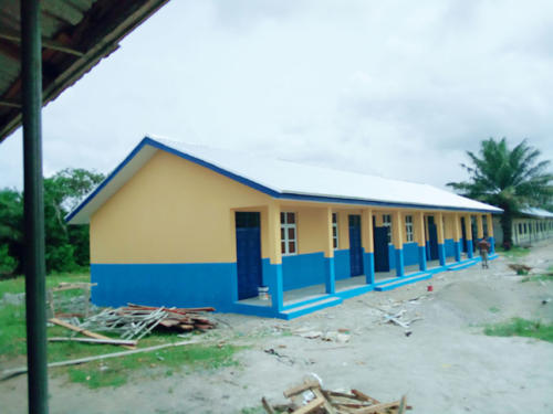 Construction of a School/Educational Block